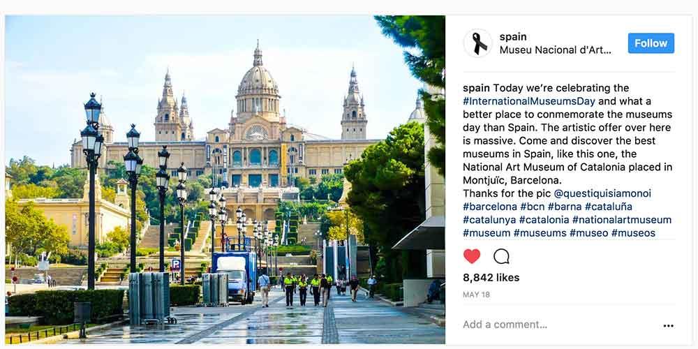 mediakit Intervista a Questi Qui Siamo Noi su Spagna turismo ufficiale