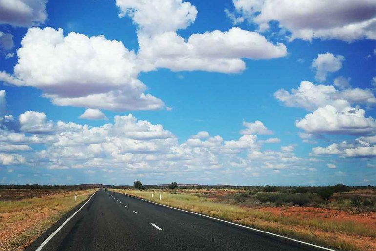 deserto australiano