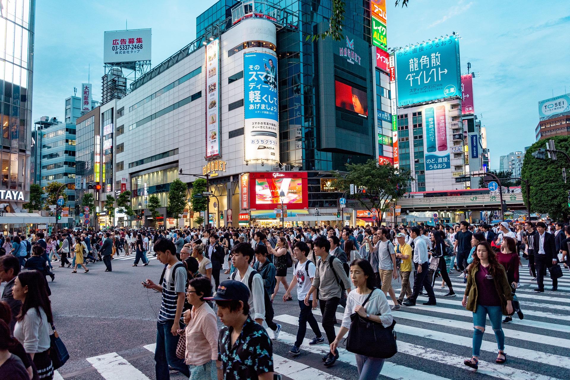 Paesi più sicuri al mondo Giappone strada